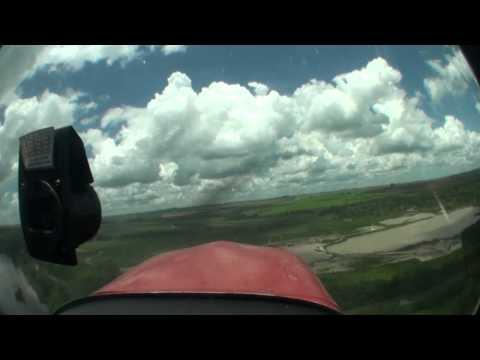 Take off : Ponta Grossa/Brazil - SSZW - [HD]