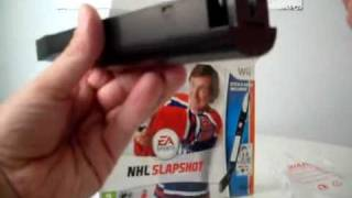 NHL Slapshot - The plastic control thingy