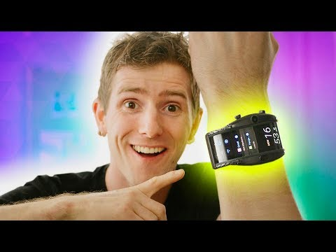 The WORST Product I've ever LOVED - Nubia Alpha Wrist-phone