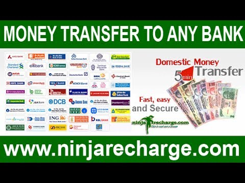 How To Transfer Money From India Usa Icici