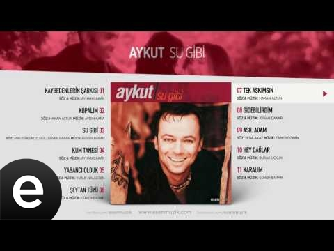 Tek Aşkımsın (Aykut) Official Audio #tekaşkımsın #aykut