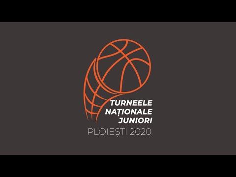 TNJ 2020: U16F - FINALA: Olimpia-Rapid Bucuresti - LPS CSS Satu Mare