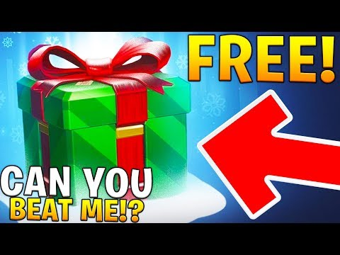 5 FREE CHRISTMAS LOOT BOXES IF YOU BEAT ME! (Overwatch)
