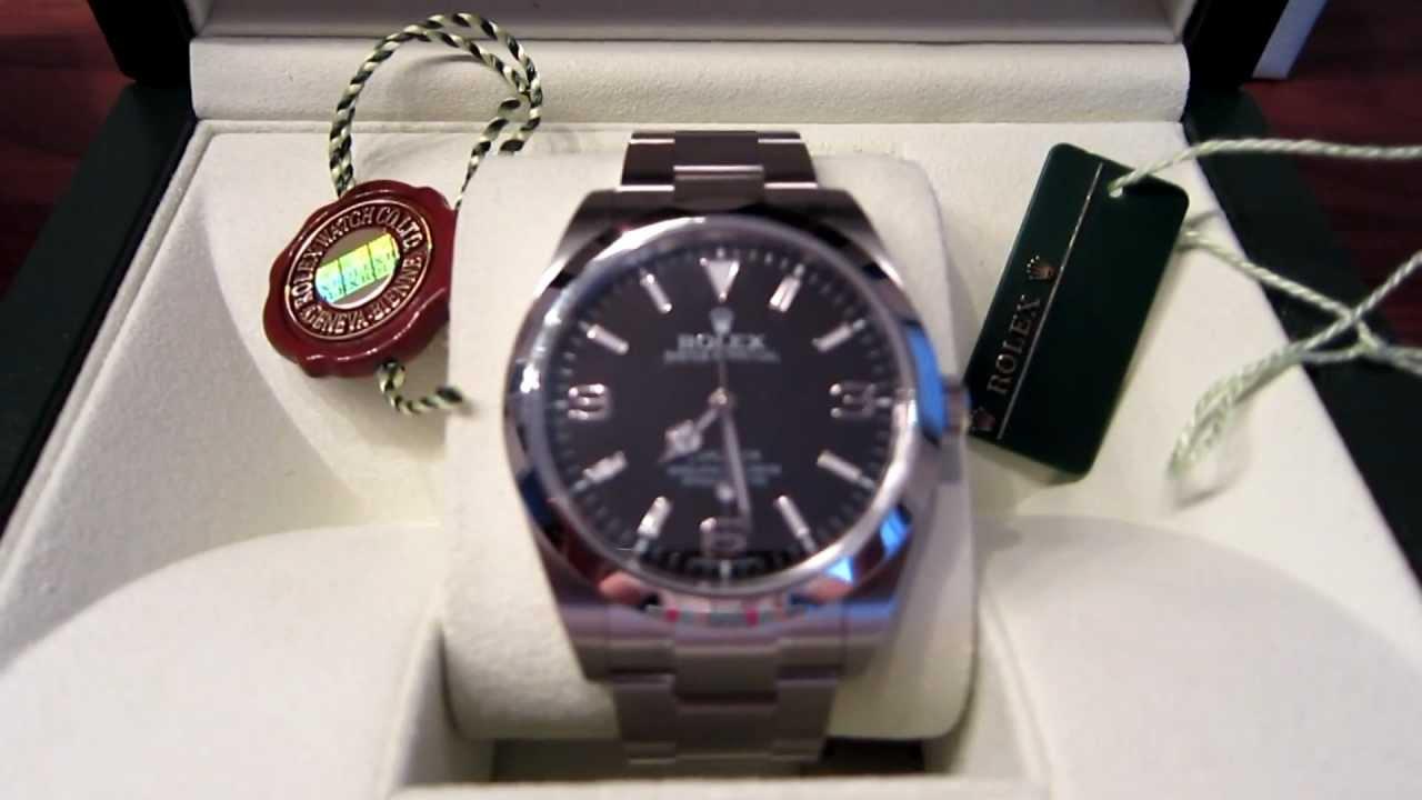 Rolex Explorer 214270 Price