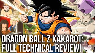 Dragon Ball Z Kakarot: The Entire Dragon Ball Universe in One Package - PS4/Pro/Xbox/X Tested!