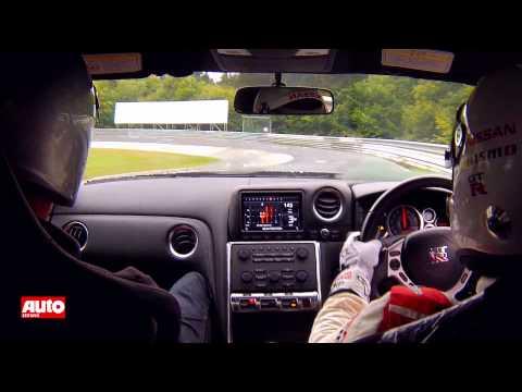 Nissan GT-R Nismo 2013: Onboard Nürburgring Nordschleife!