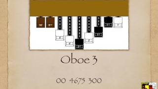 DIY drawbar organ sounds Oboe & French Horn