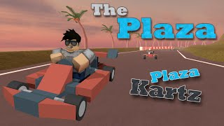 SHORT CUT! Roblox The Plaza Karts