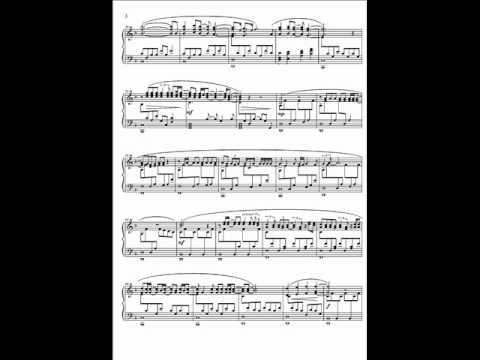 Non e' l'inferno (Emma) - Piano Solo.wmv
