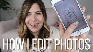 How I Edit Photos For Poshmark | Fast and Easy Tips