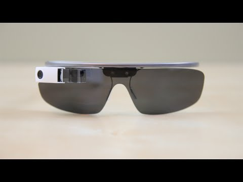 Google Glass Lenses Hands-on