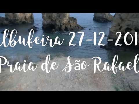 Albufeira Praia de Sao Rafael