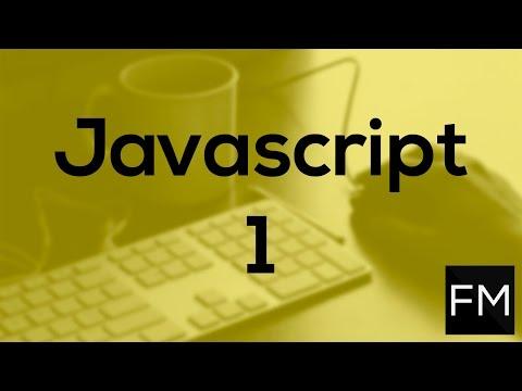 Curso Básico de Javascript desde 0 - Introducción