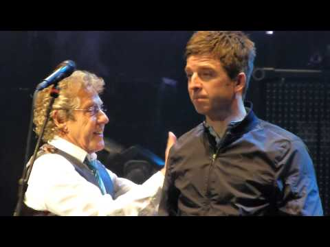 Roger Daltrey - Royal Albert Hall 2014 - Teenage Cancer Trust
