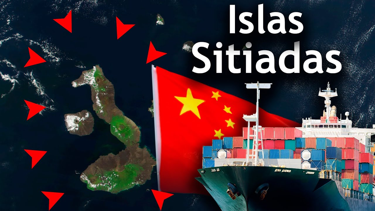 ¿Invasión china a las Islas Galápagos? : Flota china enoja al Ecuador