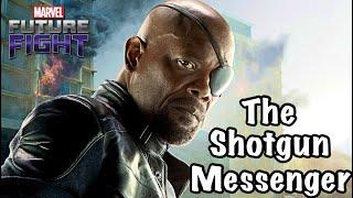 Enter: Colonel Nicholas Joseph Fury !! | Marvel Future Fight