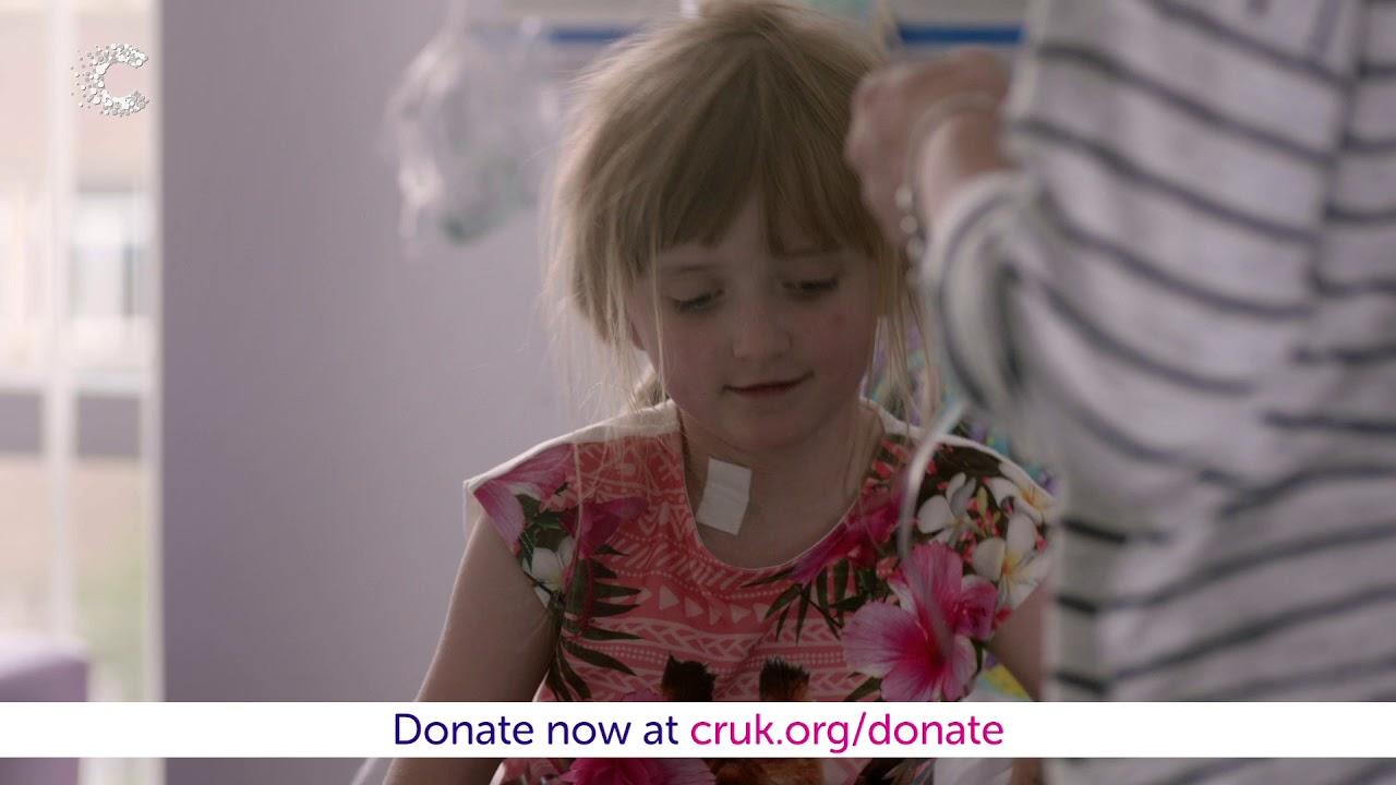 Covid-19 has slowed us down. But we will never stop - Cancer Research UK 60 advert
