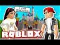 SPRING BREAK AT DISNEYLAND! - ROBLOX