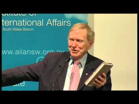 Justice Michael Kirby AC CMG