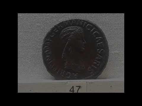 Rome up-close - ancient Roman coins
