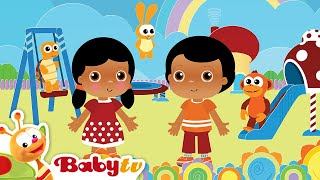 What A Wonderful Day | Lunchtime | BabyTV