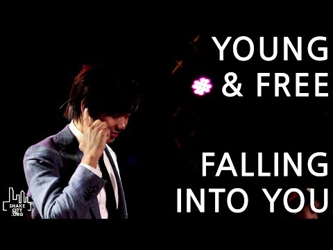SHAKE CITY - FALLING INTO YOU Hillsong Young & Free, Young and Free 사랑에 빠졌네 Part 5