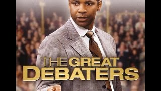 Denzel Washington Interview - The Great Debaters (2007)