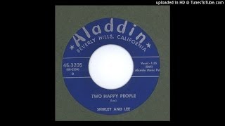 Shirley & Lee - Two Happy People - 1953