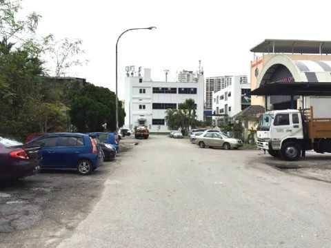 WAREHOUSE CUM OFFICE FOR RENT IN BANDAR KINRARA PUCHONG SELANGOR MALAYSIA 36KSFT