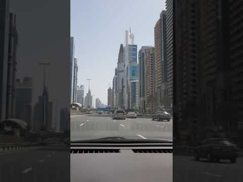 Travel Diary- Financial Centre,Emirates Tower, Downtown Dubai