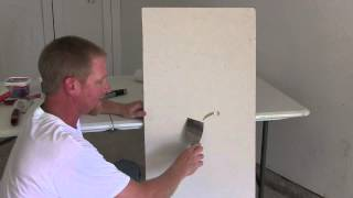 How to Repair Drywall Using Onetime® Patch & Prime™ Lightweight Spackling