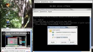 2-2 Super Grub recuperar en menos de 30 segundos Grub 2 Ubuntu 16.04 - 12.04 Lts Windows(, 2010-12-02T21:58:51.000Z)