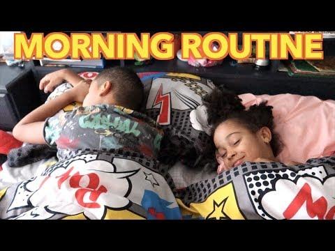 Morning Routine | FamousTubeKIDS
