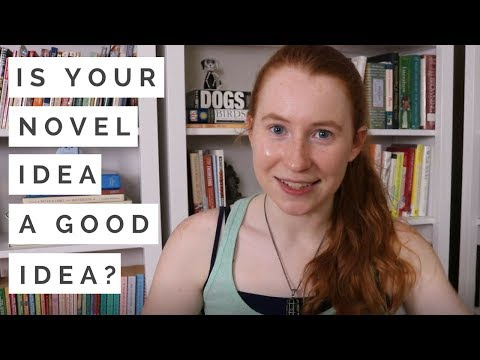 How to Tell If Your Novel Idea is a Good Idea