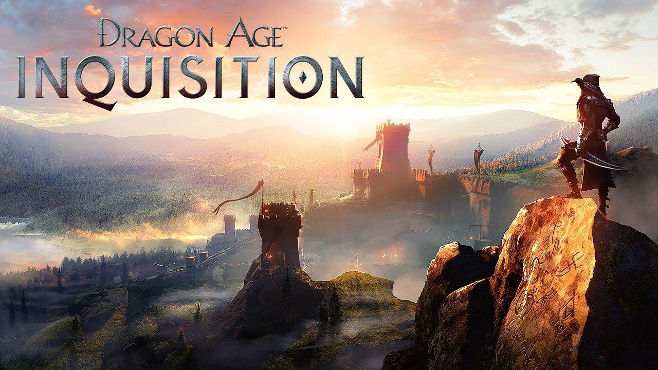 Dragon Age Inquisition Trailer E3 2014 Youtube