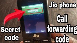 Jiophone me call forward kaise kare || jiophone me call forwarding || by Rscmobile