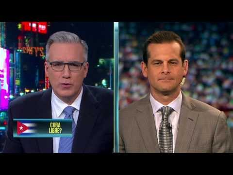 Aaron Boone Joins Olbermann