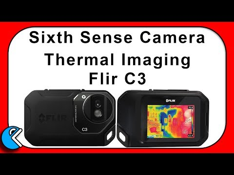 Thermal Imaging Camera - Flir C3 Review Cruncher Technology