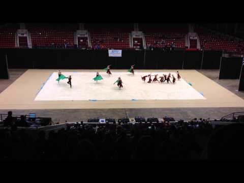 CVP AIA Championship Performance 2014