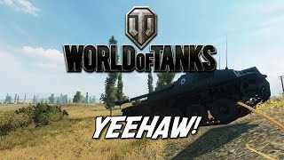 World of Tanks - Yeehaw!