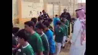 فوز ابتدائية الرواد على ابتدائية أنس بن مالك (العنيد) في دوري مدارس القصيم 2