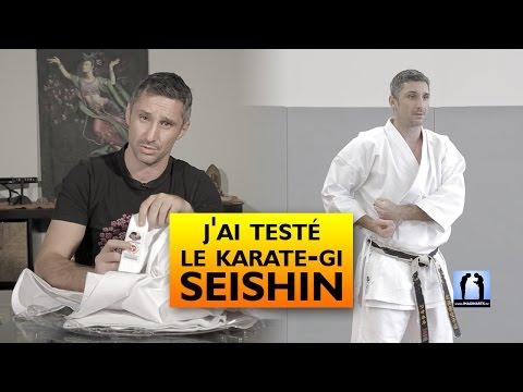 J'ai Testé Le Karate-Gi Seishin De Jesse Enkamp - Jeudi Karaté #3