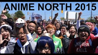 Anime North 2015