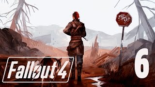Стрим Fallout 4 Отправляемся в Даймонд-сити