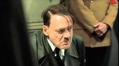 Hitler kuulee, että hänen uusi tukikohtansa sijaitsisi Paavolassa.