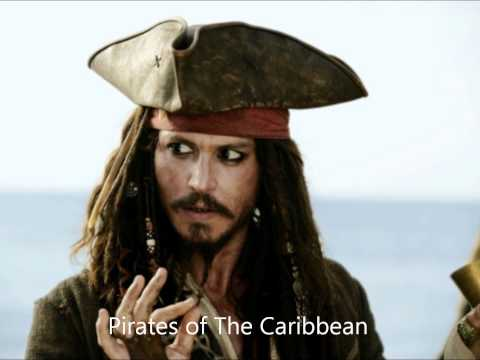 Pirates of The Caribbean - He's a Pirate - Tango