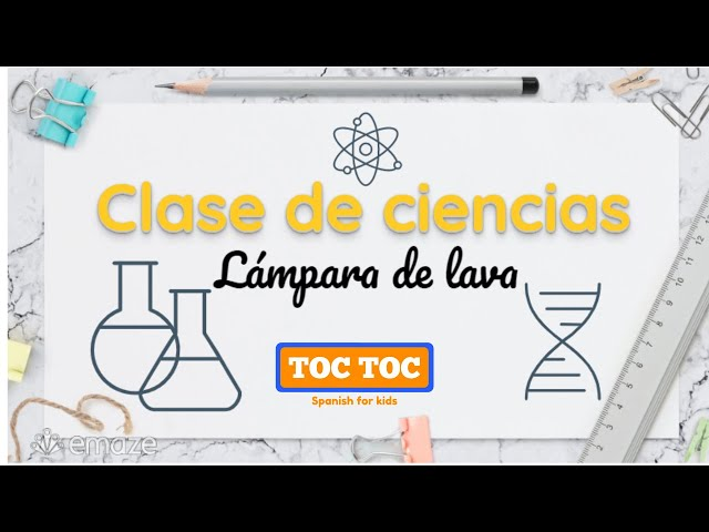 Clase de Ciencias 🧪 - Toc Toc Spanish 🚪 Bilingual Summer Camp ☀️