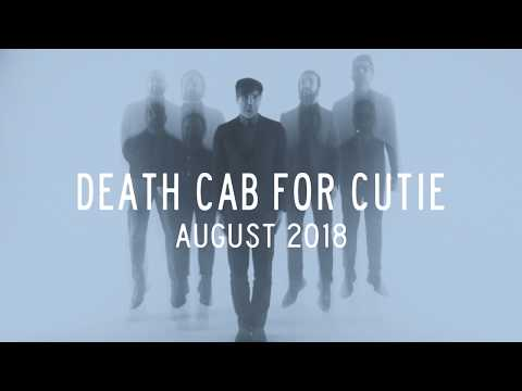 Death Cab for Cutie – August 2018