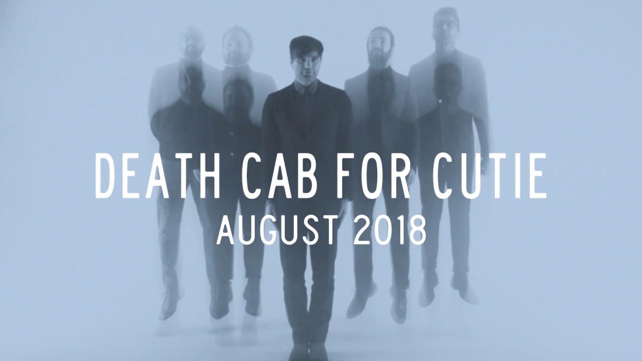 Atlantic Records Press Death Cab For Cutie