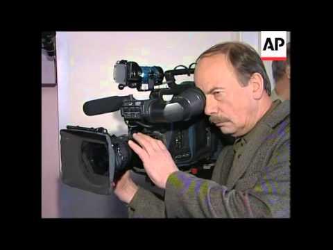 Zyuganov on elex, Electoral Commission presser